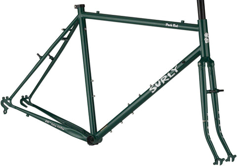Cadre Surly Pack Rat vert Get In Green