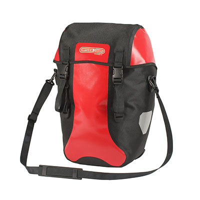 Sacoches Ortlieb Bike Packer Classic F2601 Rouge Imperméable Waterproof Québec Canada Vélo
