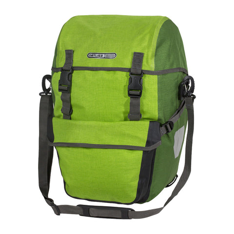 Sacoches Ortlieb Bike Packer Plus F2701 Lime Imperméable Waterproof Québec Canada Vélo