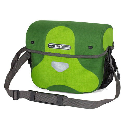 Ortlieb Handlebar Ultimate6 Plus Imperméable Waterproof Québec Canada Lime