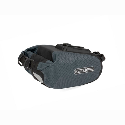Sac de Selle Saddle-Bag Ortlieb F9401 0,8L Moyen Ardoise IP64