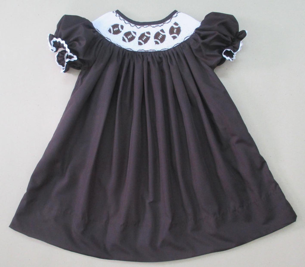 Football Bishop Dress