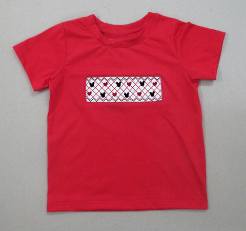 Mouse Love Boys Tee