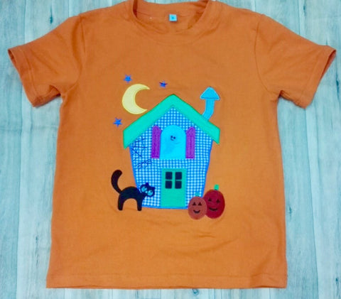 Haunted House Tee Shirt