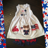 All American Girl short Set