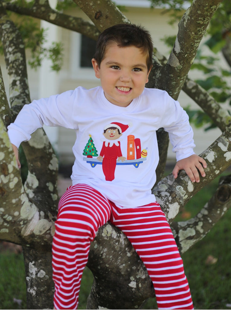 Boys Elf Lounge Wear