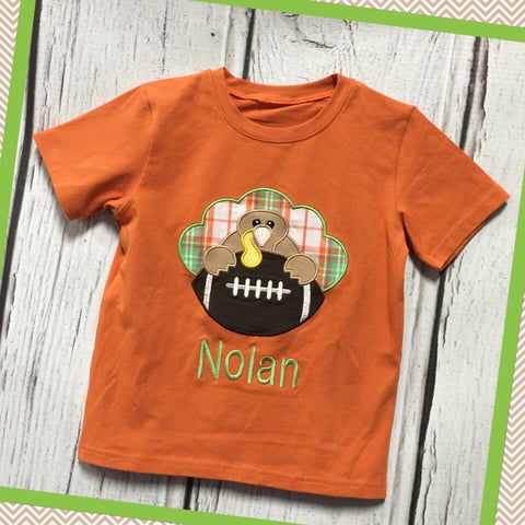 Turkey Football Tee