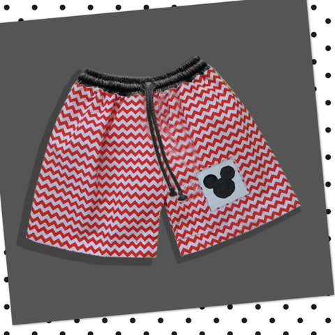 Boys Mouse Swim Suit -Ready to Ship