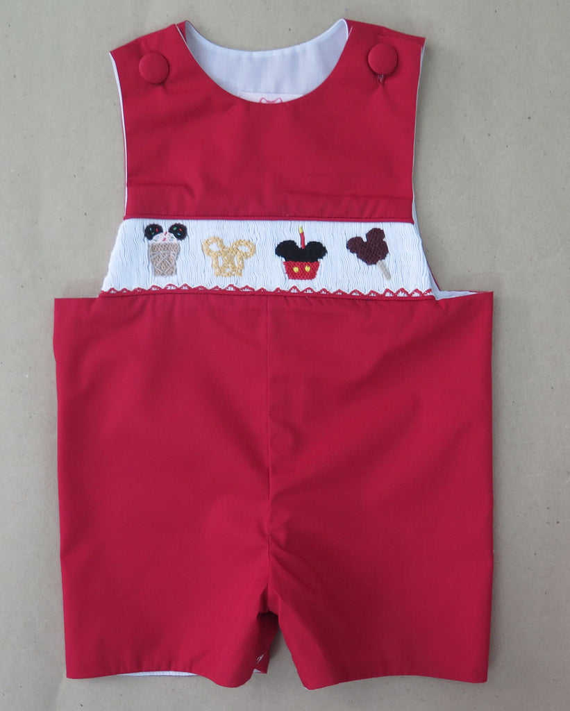 Mouse Treats Boys Shortall