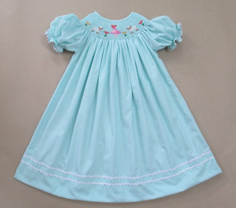 Bo Peep Smocked Dress