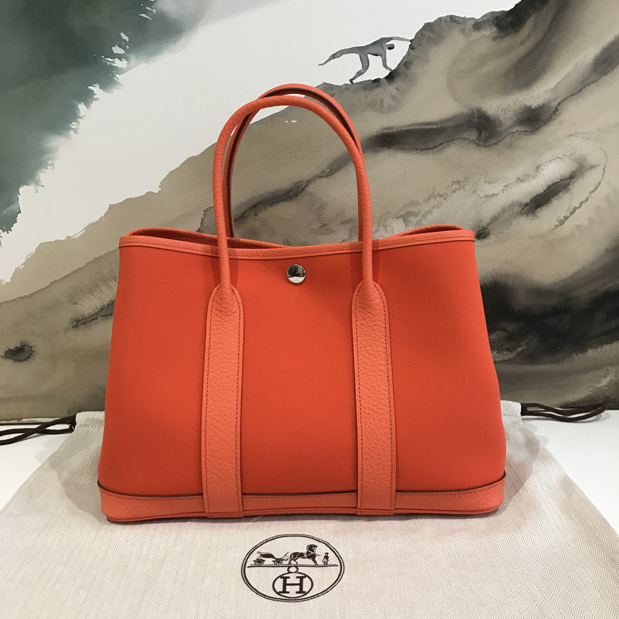 New Hermes Garden Party 30 Londonista Boutique
