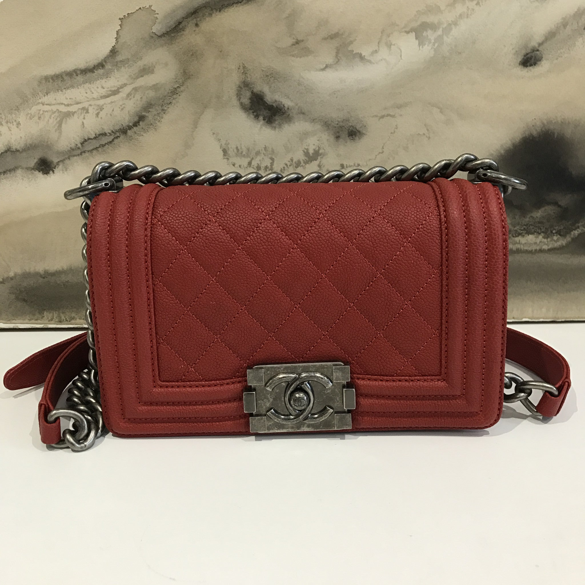 17d35597c6774d Londonista Boutique · Search Cart. New chanel boy small 8