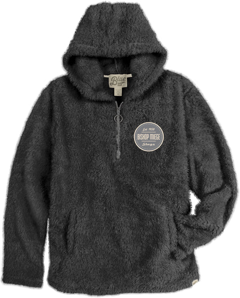 Hoodie - Soft Sherpa Fashion Pullovers