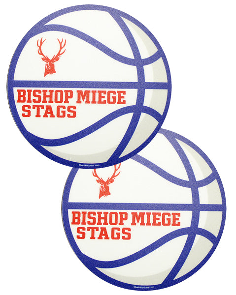 Sticker -  Basketball