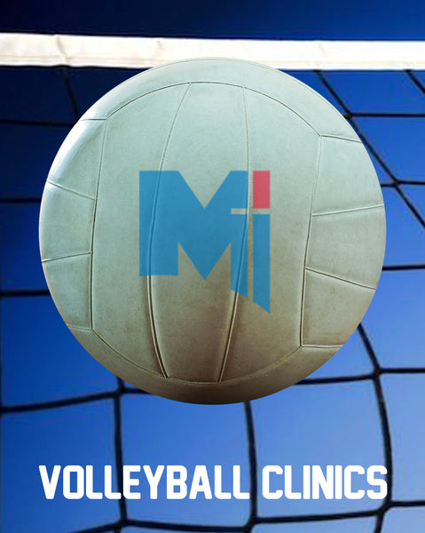 '18 - Volleyball Clinics