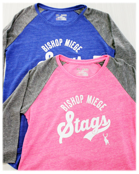Youth - Girls' Baseball Tee