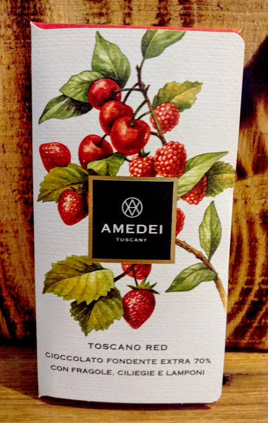 Amedei - Toscano Red Chocolate