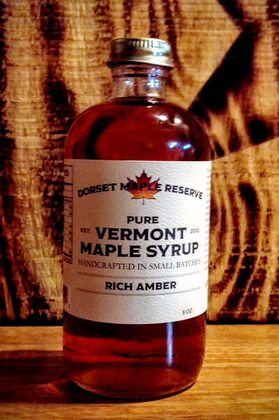 Dorest maple - Rich Amber Pure Vermont Maple Syrup