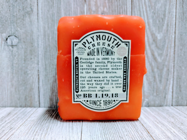 Plymouth Artisan Cheese Hot Pepper
