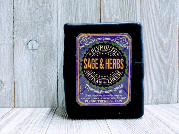 Plymouth Artisan Cheese Sage n Herb