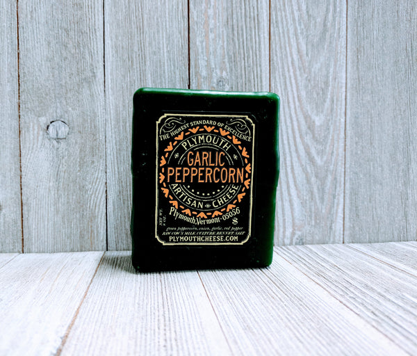 Plymouth Artisan Cheese Peppercorn