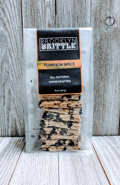 Brooklyn Brittle Pumpkin Spice