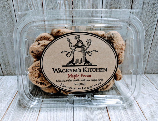 Wackym's Maple Pecan