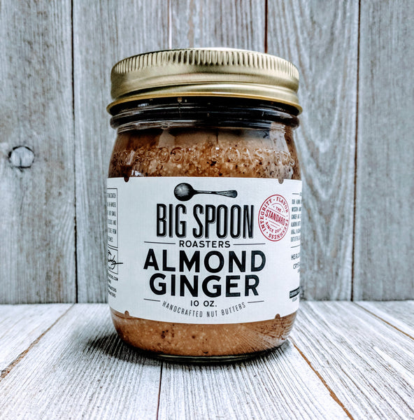 Big Spoon - Almond Ginger Butter