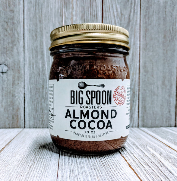 Big Spoon - Almond Cocoa