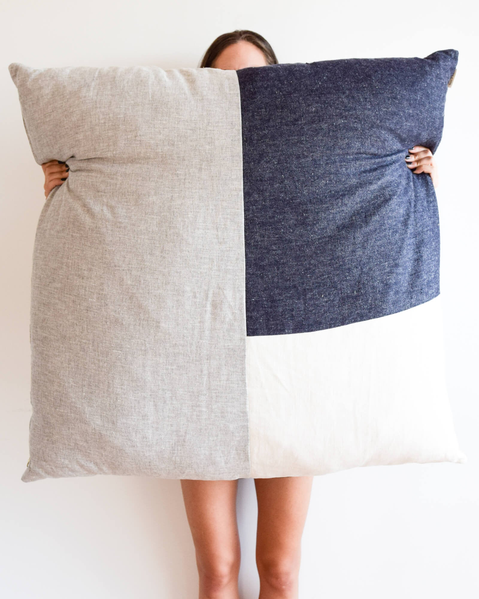 Ashada Jada Floor Cushion - Weave and Willow