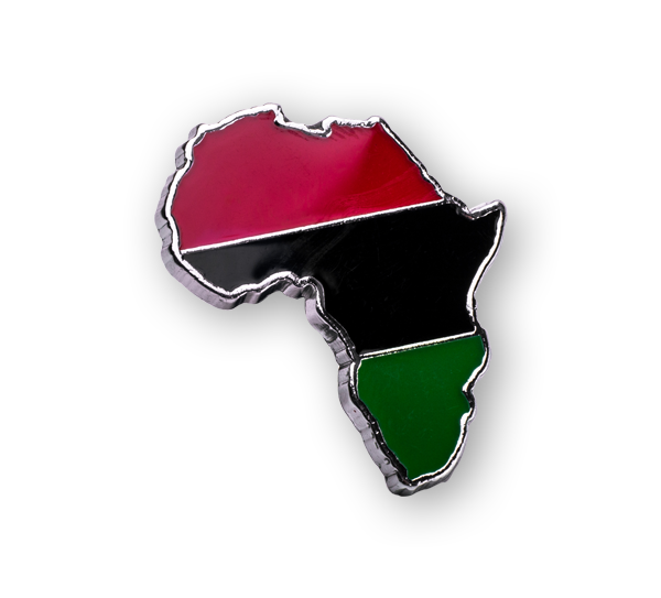'Africa' Pin