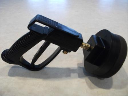 Tire Dressing Applicator with Gun