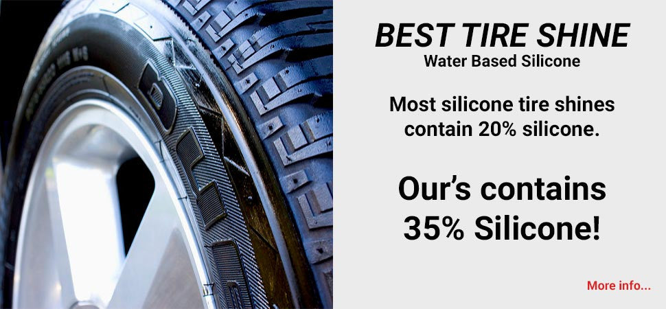 Best Tire Shine for any Car Wash Business