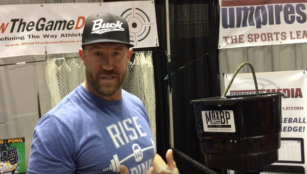 Hear Why Former Major Leaguer John Buck Believes In MaxBP