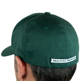 MaxBP Flexfit Green Logo Hat