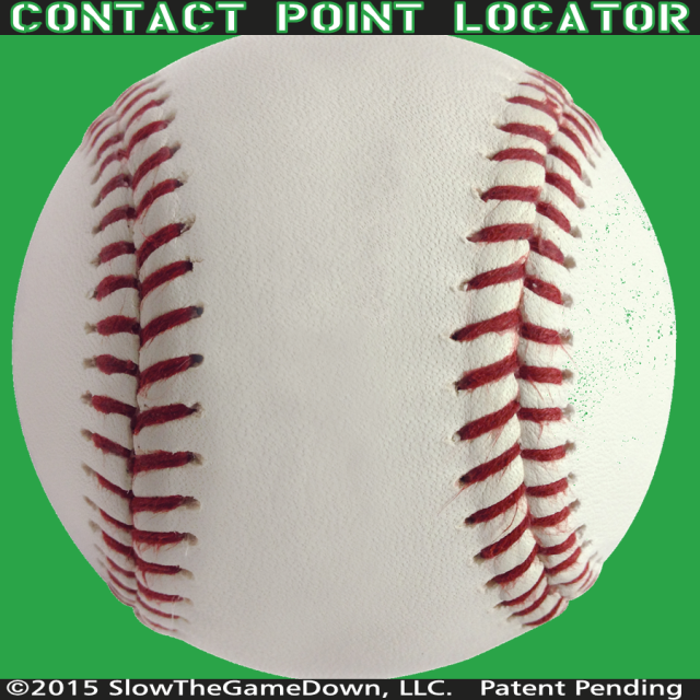 STGD: Baseball/Softball Contact Zone Locator