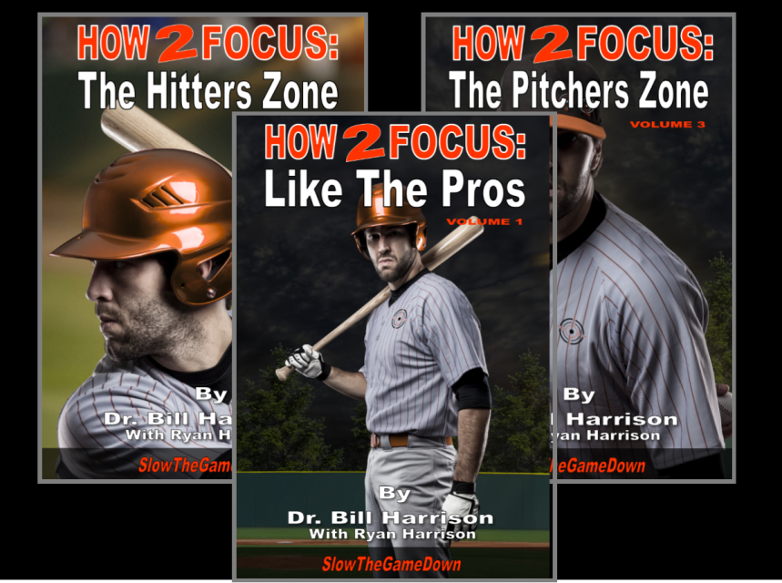 STGD: How2Focus 3-book set