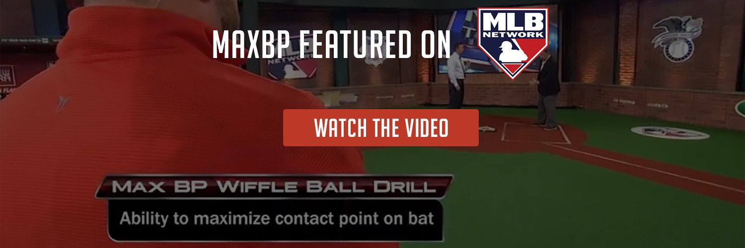 MaxBP Small Ball Baseball and Softball Training Tools
