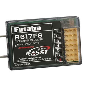 Futaba L7627 R617FS Receiver | Pinnacle Hobby