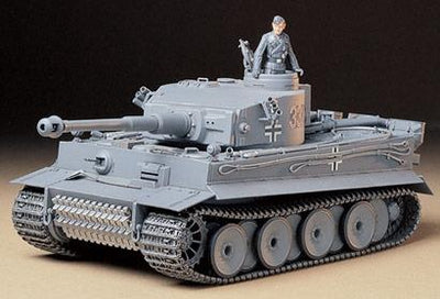 GER. TIGER I EARLY PRODUCTION