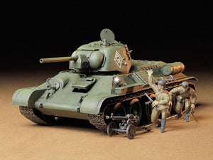 Tamiya 35149 1/35 Russian T34/76 CHTZ | Pinnacle Hobby