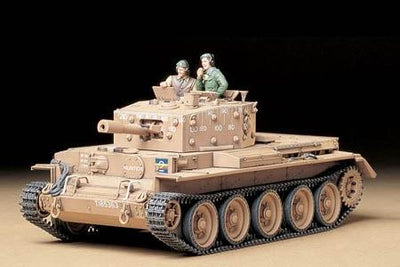 Tamiya 35232 1/35 Centaur Mk IV with 95 mm Howitzer | Pinnacle Hobby