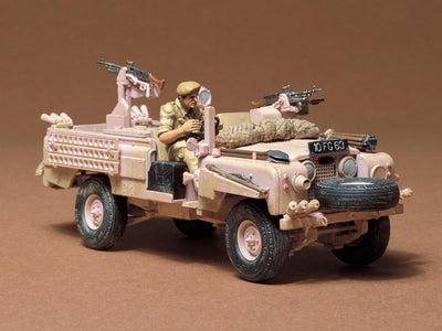 Tamiya 35076 1/35 S.A.S Land Rover Pink Panther | Pinnacle Hobby