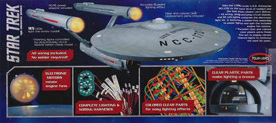 Polar Lights MKA007 LED light kit for Enterprise models 1/350 | Pinnacle Hobby