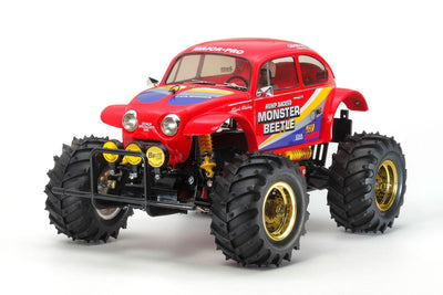 Tamiya 58618 Monster Beetle | Pinnacle Hobby