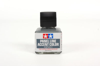 Tamiya 87133 Panel Accent Color Grey | Pinnacle Hobby
