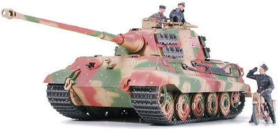 Tamiya 35252 1/35 King Tiger Ardennes Front | Pinnacle Hobby