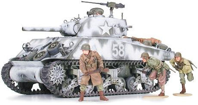 Tamiya 35251 1/35 M4A3 Sherman with 105 Howitzer | Pinnacle Hobby
