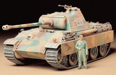 Tamiya 35170 Panther Tyhpe G Early Version | Pinnacle Hobby