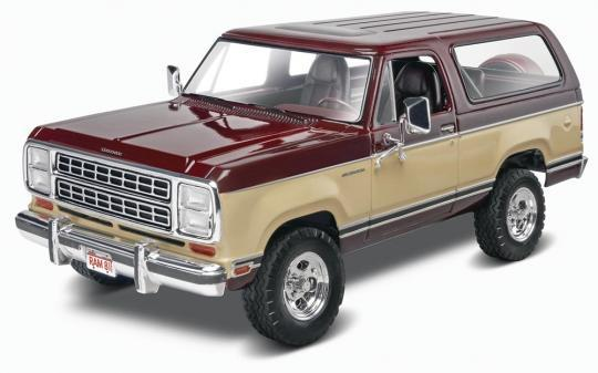REVELL 85-4372 1/24 80 Dodge Ramcharger | Pinnacle Hobby
